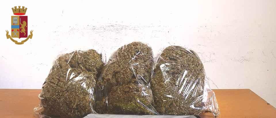 roma arresti per droga