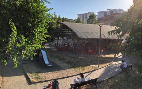 Parco Farroupilha - Latina