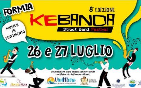il Kebanda Formia Street Band Festival