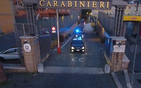 I Carabinieri di Frascati