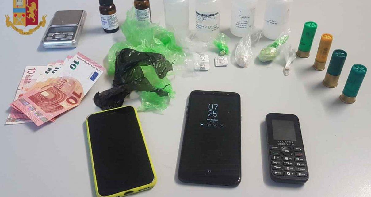 cellulari e droga