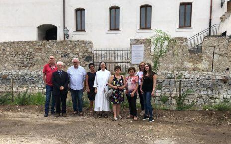 EnteParcoAusoni-HortusCaecubus- Dom.01sett.2019 Inaugurazione -cpW da ph. Ortus 1