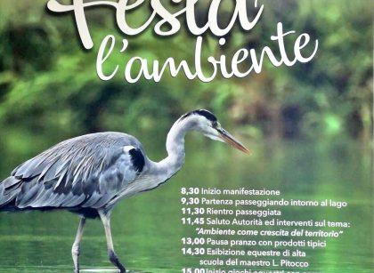 Festa per l'ambiente Canterno 15 settembre 2019