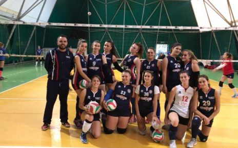 u18 femm borghesiana volley